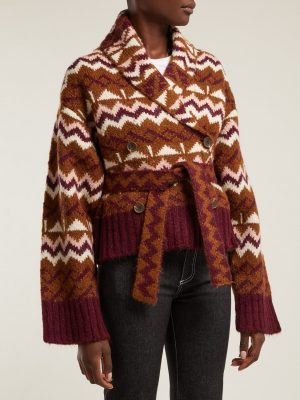 See by Chloe Fair Isle Cardigan