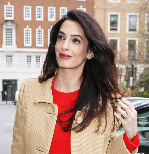 Style Series: Amal Clooney