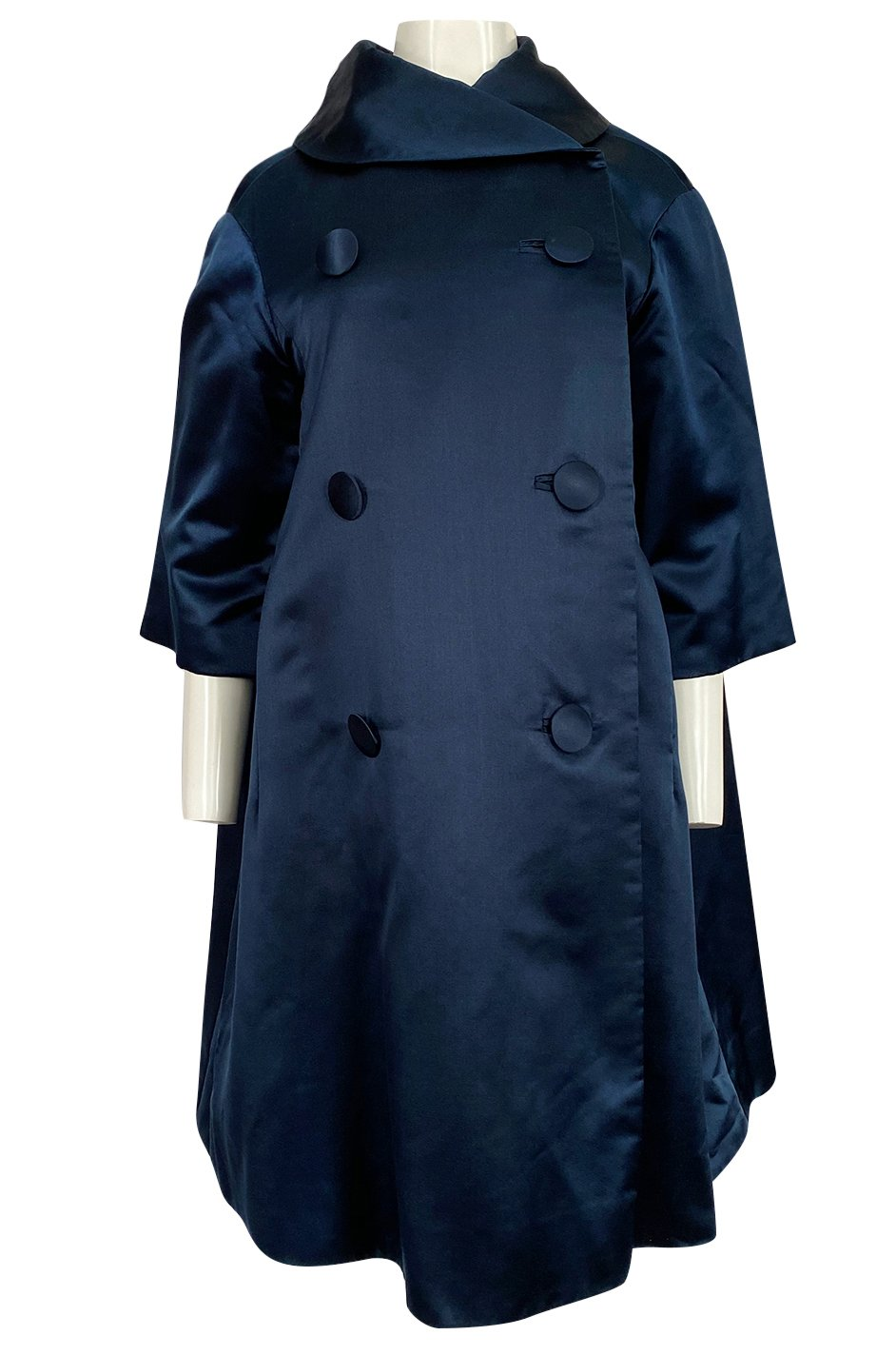 Sustainable Sunday: The Most Beautiful Christian Dior Coat You've Ever Did See!